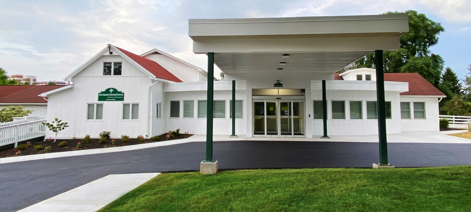 Target Community & Educational Services Westminster Maryland Location